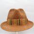 Sombrero fibra parasisal artesanal