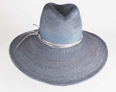 Sombrero Verona azul