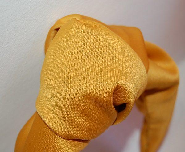 Diadema nudo - Sombrerería Matilde Falcinelli
