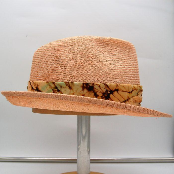 Sombrero Fibra Parasisal - Sombrerería Matilde Falcinelli
