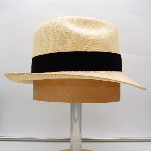Sombrero Panamá Montecristi - Sombrerería Matilde Falcinelli