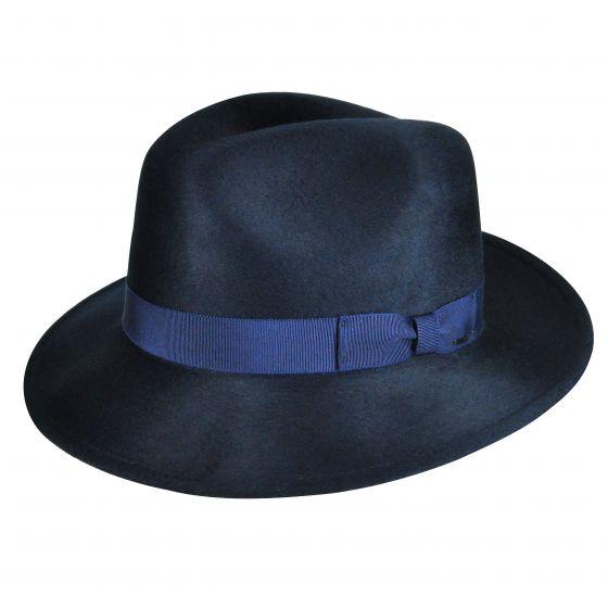 Sombrero Bailey Criss Navy - Sombrerería Matilde Falcinelli