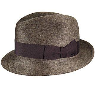 Sombrero invierno ala corta - Sombrerería Matilde Falcinelli