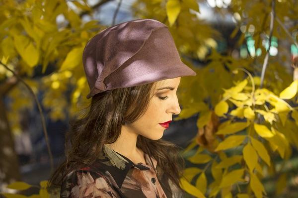 Sombrero Gloria - Sombrerería Matilde Falcinelli