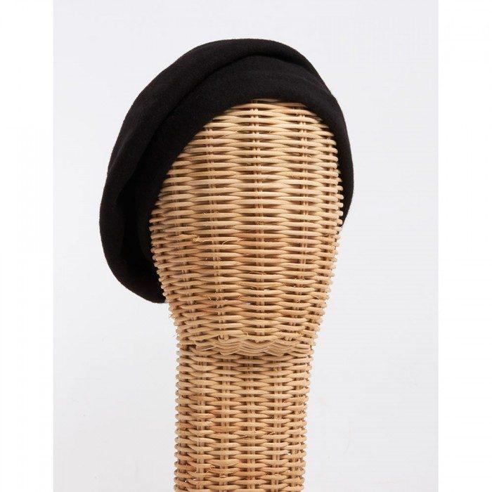 Boina black - Sombrerería Matilde Falcinelli