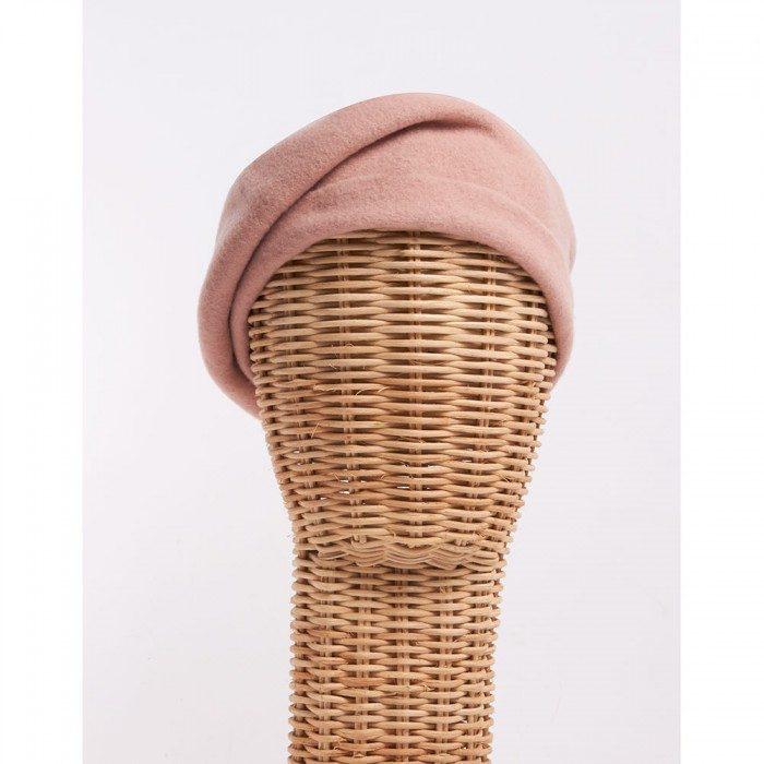 Boina nude - Sombrerería Matilde Falcinelli