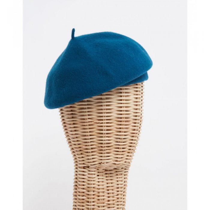 Boina azul - Sombrerería Matilde Falcinelli