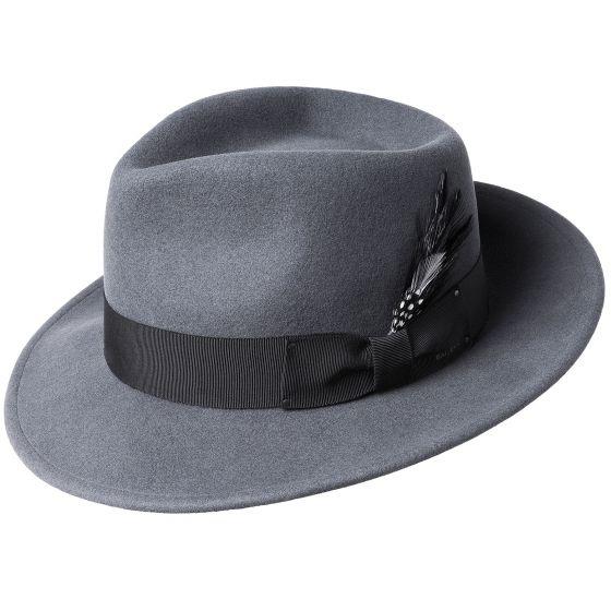 Sombrero fedora invierno