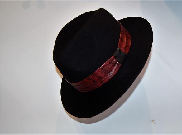 Sombrero Milano Fedora - Sombrerería Matilde Falcinelli