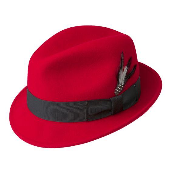 Sombrero Tino red - Sombrerería Matilde Falcinelli