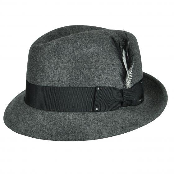 Sombrero ala corta Tino - Sombrerería Matilde Falcinelli