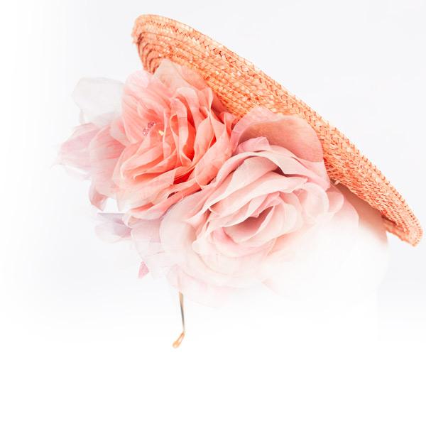 Tocado Spring - Sombrerería Matilde Falcinelli