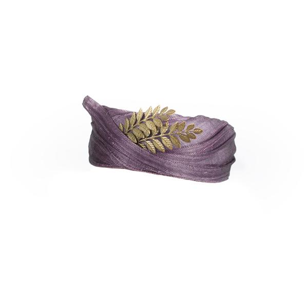 Casquete Flower - Sombrerería Matilde Falcinelli