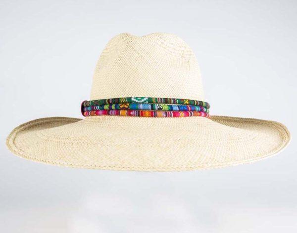 Sombrero California Panamá - Sombrerería Matilde Falcinelli