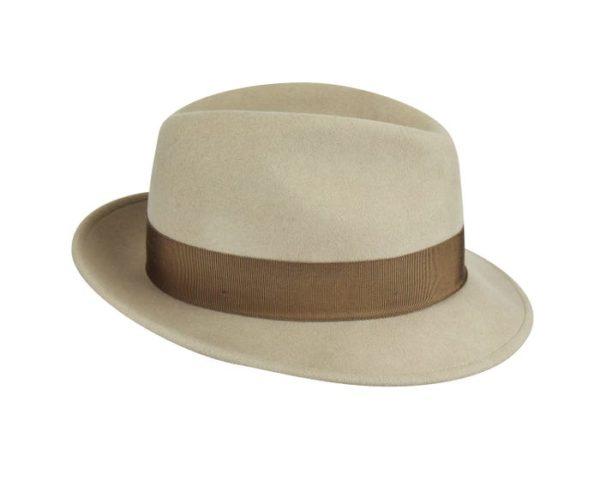 Sombrero Blixen Silverbelly - Sombrerería Matilde Falcinelli
