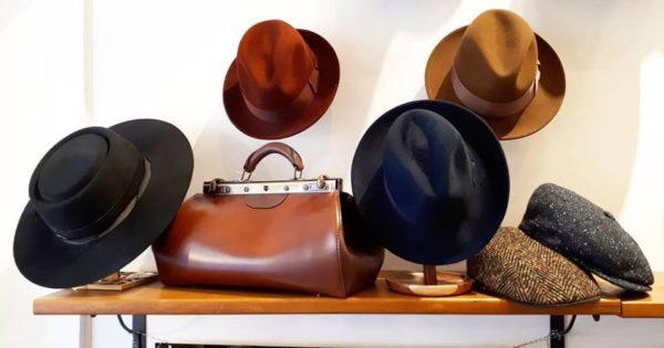 Sombreros a medida en Madrid - Sombrerería Matilde Falcinelli