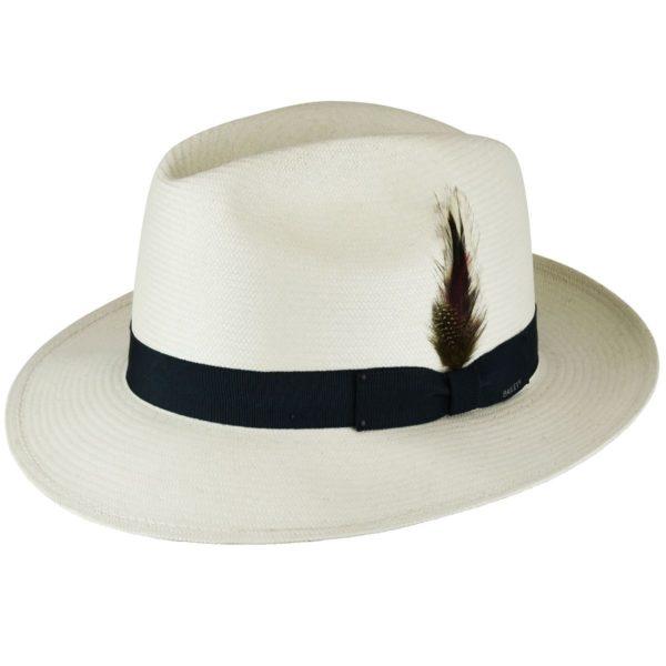 Sombrero Bailey Panamá Japonés tras - Sombrerería Matilde Falcinelli