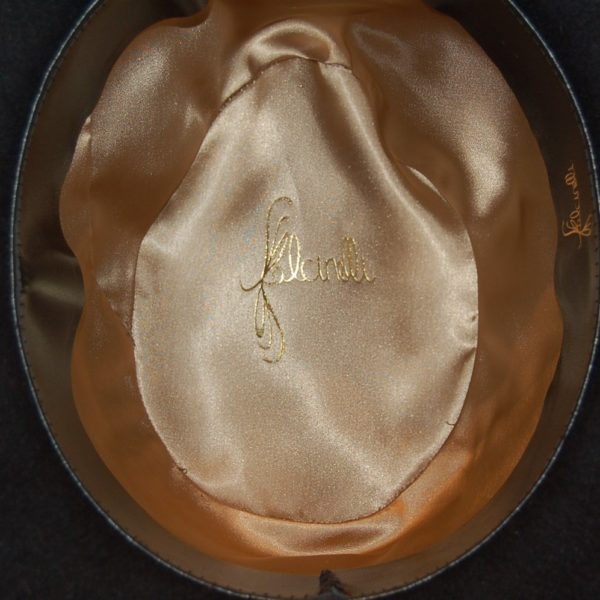 Sombrero Musk - Sombrerería Matilde Falcinelli
