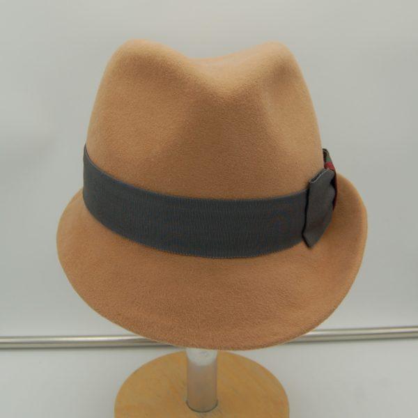 Sombrero Trilby Mujer Lodi - Sombrerería Matilde Falcinelli
