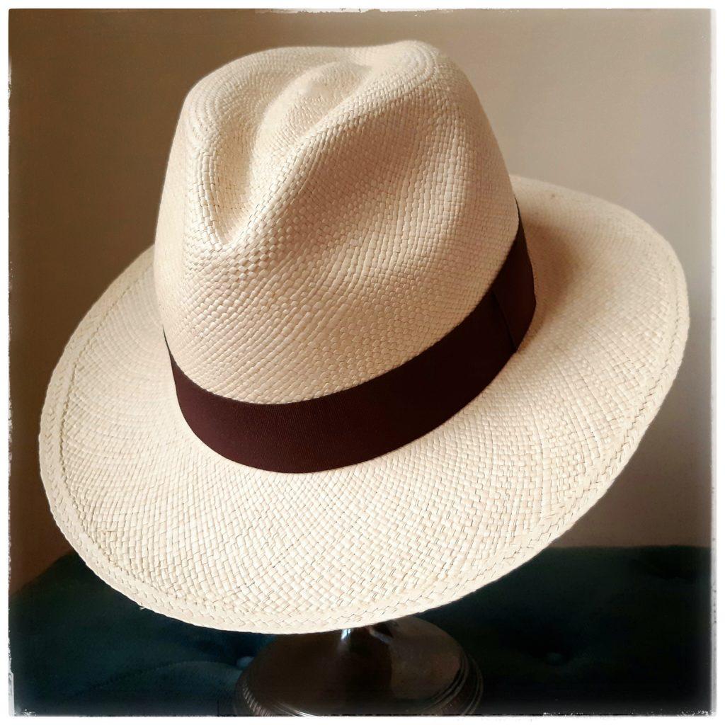 Sombrero Panamá Maxi Pamela - Sombrerería Matilde Falcinelli