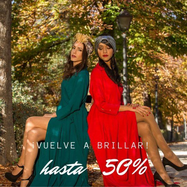 Vuelve a brillar, descuentos hasta 50% en tocados y pamelas - Sombrerería Matilde Falcinelli