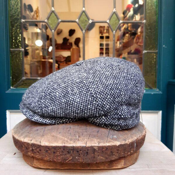 gorra irlandesa tweed - Sombrerería Matilde Falcinelli