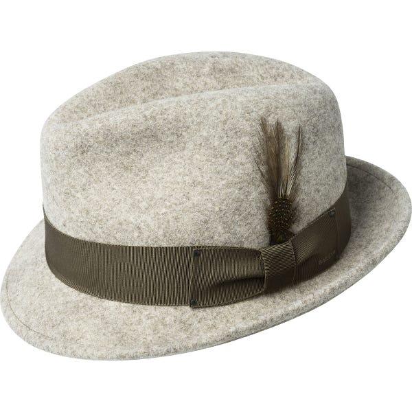 Sombrero Tino ala corta Natur mix - Sombrerería Matilde Falcinelli