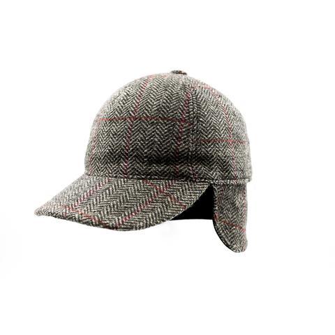gorra baseball orejeras - Sombrerería Matilde Falcinelli