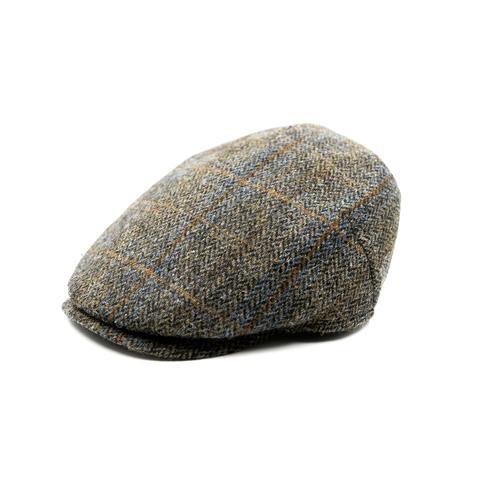 Gorra capri Harris tweed - Sombrerería Matilde Falcinelli