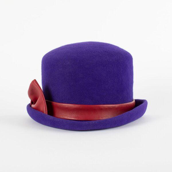 Sombrero amazona ala corta mujer British
