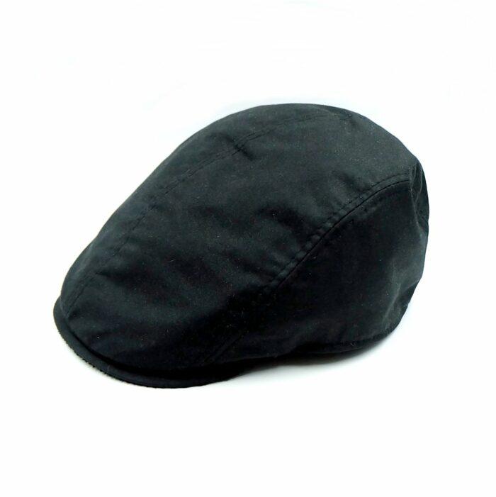 Gorra algodón encerado